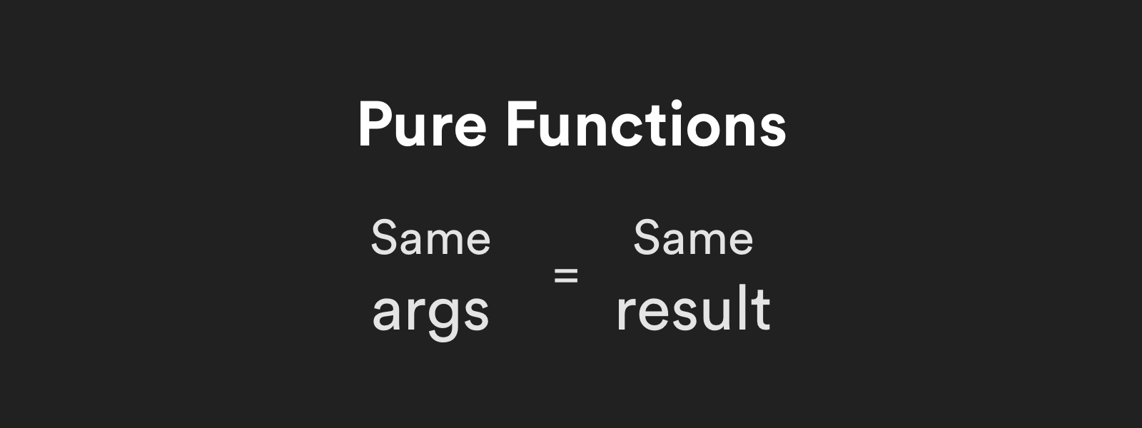pure-functions